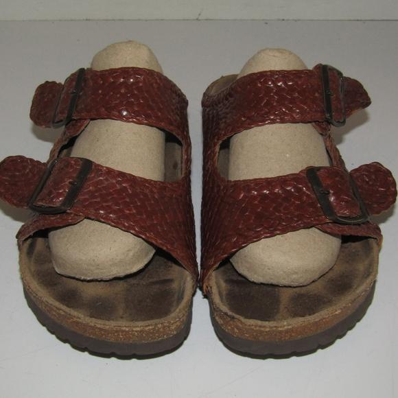 Birkenstock Shoes | Rare Woven